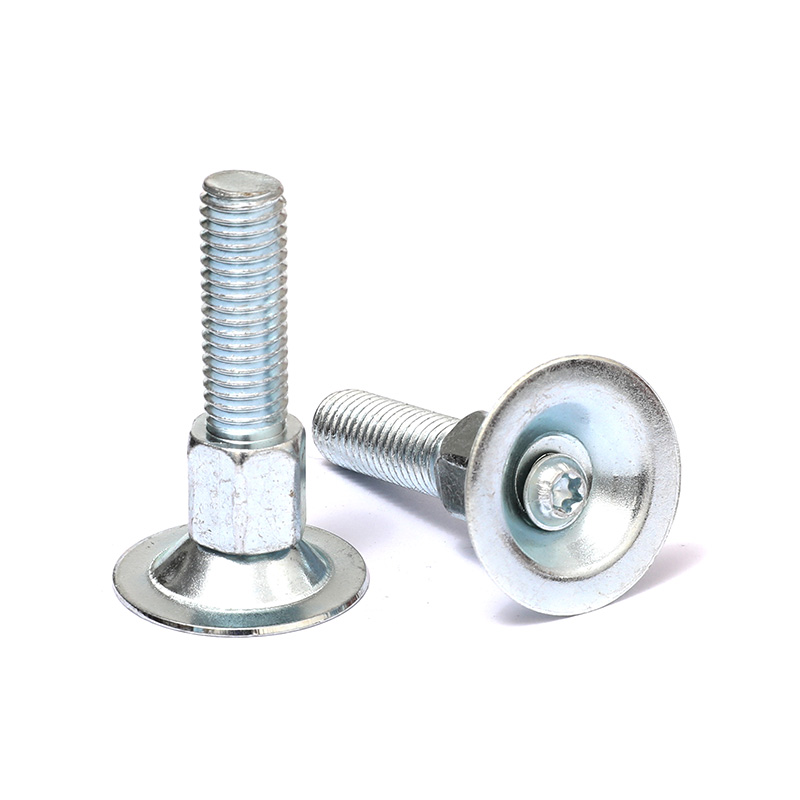 Advanced bolts are the basis of high-end machinery manufacturing